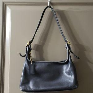 Vintage Coach Legacy Zip Top Hobo Bag